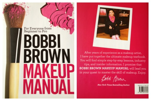 Review Bobby Brown Makeup Manual The Makeup Honey