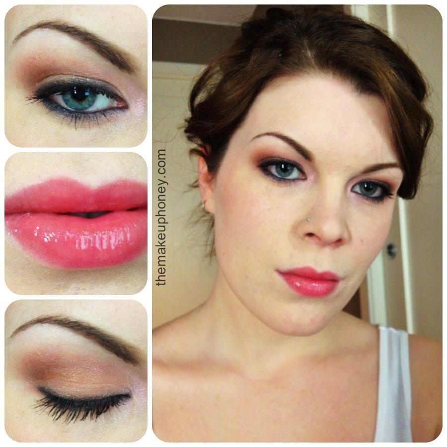 Indie girl makeup