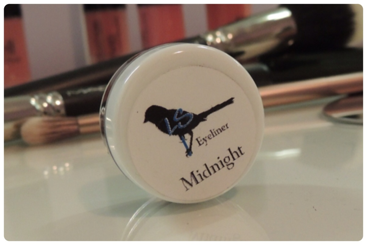 Little Sparrow Cosmetics: Gel Eyeliner